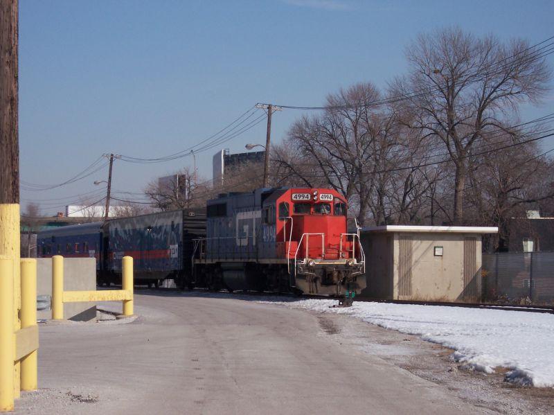 Funny test train
